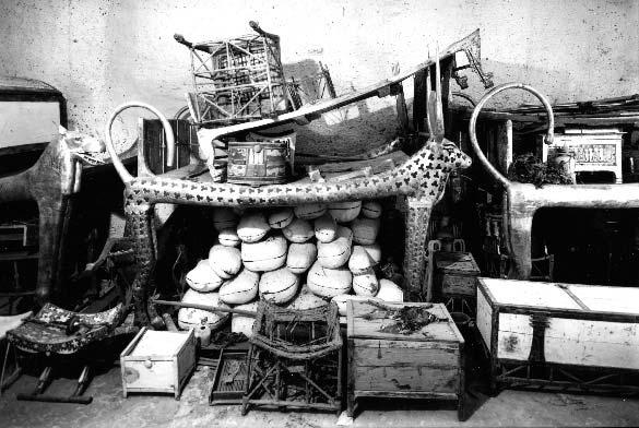 TUTANCHAMUNS Grab 1922