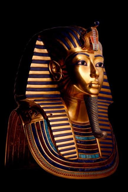 Die goldene Maske des Tutanchamun