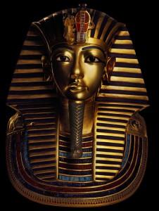 Die Goldmaske des Tutanchamun