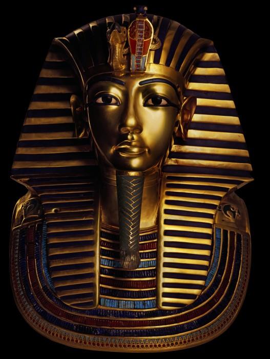 Tutanchamun Maske
